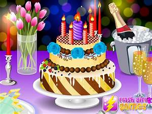 Cake Maker Game - Free Online Cake Maker Games for Kids