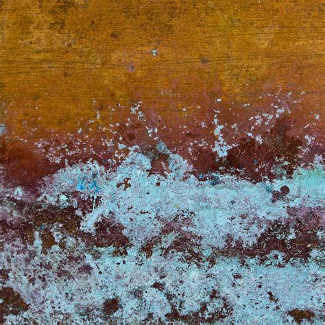 Copper Patina Photograph By Carol Leigh