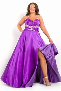 elegant and modest plus size purple bridesmaid dresses With purple wedding dress plus size