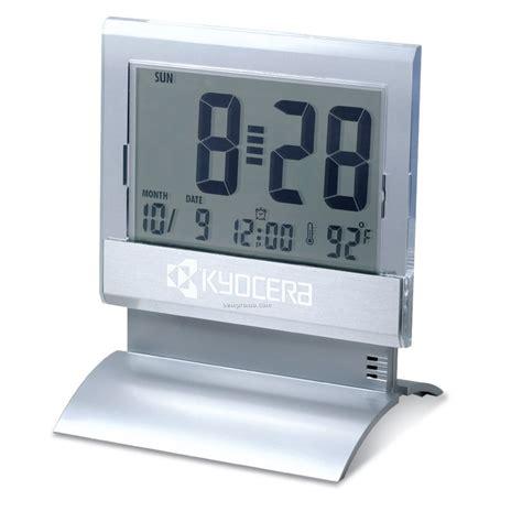 digital atomic desk clock large display digital desk clock w alarm thermometer 3
