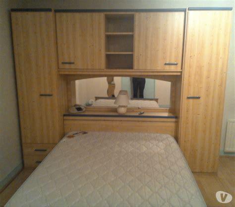 chambre à coucher pont de lit lit pont sommier matelas clasf