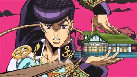 Anime Jojos Adventure And You Dont Jojos Jojo Part 4 Ed Ending Jojo Is Unbreakable