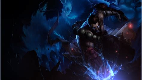 Udyr Wallpaper Animated - spirit guard udyr banner text by thenamelessbard on