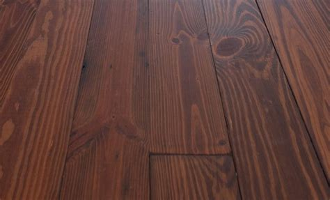 engineered antique reclaimed heart pine prefinished