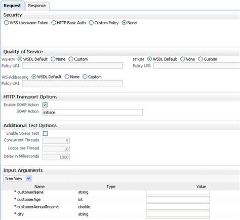 sca test managing soa composite application instances
