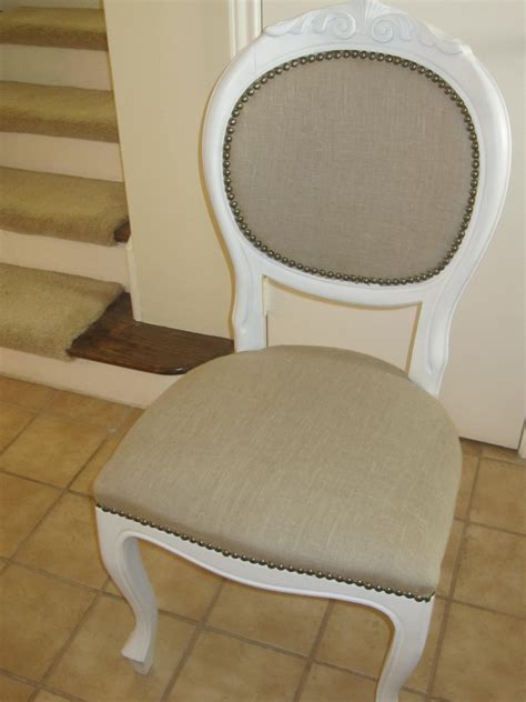 how to cover a dining room chair with material chair