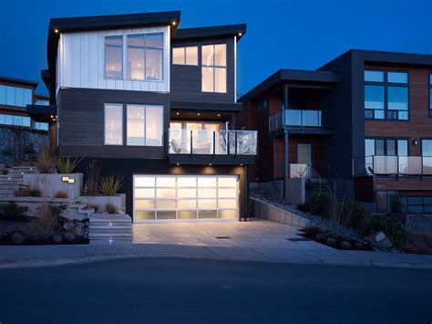 west coast modern homes west coast modern home taken to new heights mhv mag