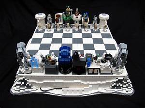 Awesome STAR WARS: EMPIRE STRIKES BACK Lego Chess Set ...