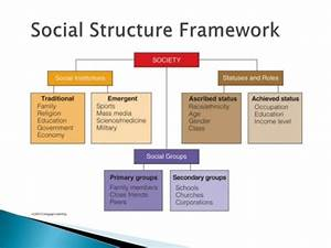 Social Structure In Sociology