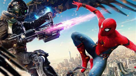 Ver Spider Man: Homecoming Pelicula Completa En Español
