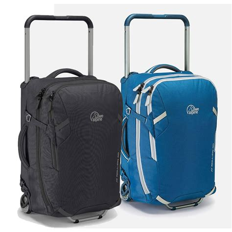 cabin size rucksack lowe alpine at roll on backpack luggage size