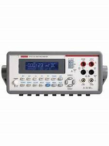 2110240 Multimeter benchtop TRMS AC + DC 1000 VDC 10 ADC ...