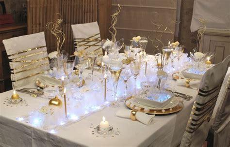 Decoration De Table Pour Noel Accessoires Et D 233 Co