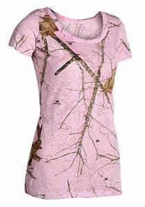 Tee Shirt Camouflage Femme : achat vente tee shirt femme mossy oak pink pas cher 1742 ~ Nature-et-papiers.com Idées de Décoration