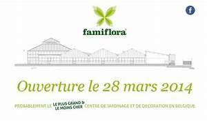 Jardinerie Belgique Frontiere : en belgique famiflora inaugure la presque ~ Nature-et-papiers.com Idées de Décoration