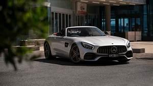 Mercedes AMG GT C Roadster 2018 4K 5 Wallpaper HD Car