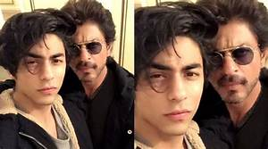 Aryan Khan is Shah Rukh Khan's Xerox copy in the terms of ...