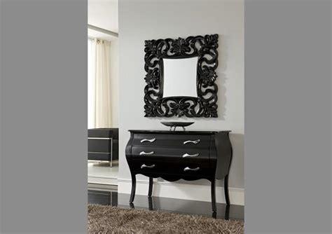 magasin de canapé pas cher acheter votre miroir style baroque noir chez simeuble