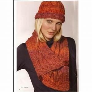 Echarpe Femme Laine : modele echarpe tricot gratuit katia ~ Nature-et-papiers.com Idées de Décoration