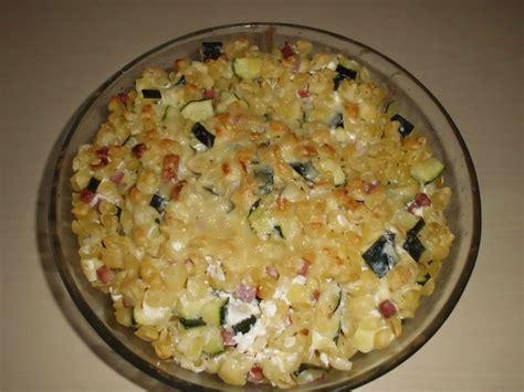 calorie gratin de pate gratin de p 226 tes aux courgettes et lardons les exp 233 riences culinaires de chau7