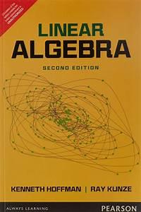 Manual Solution For Linear Algebra Hoffman Kunze
