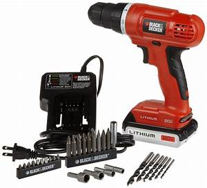 Black Und Decker Multischleifer : amazon sale black and decker 20 volt drill set 49 ~ Bigdaddyawards.com Haus und Dekorationen