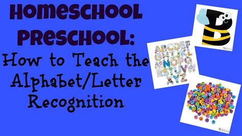 Kindergarten Teaching Letter Recognition  10 Activities For Teaching And Practicing Letters