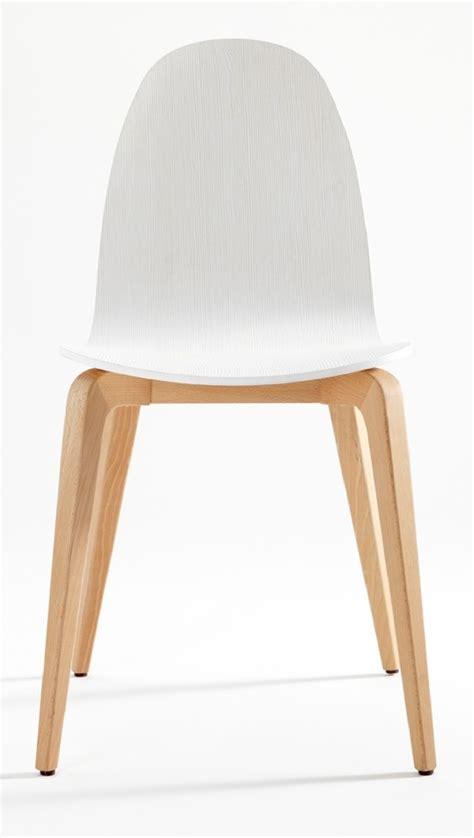 Chaises Design Bois by Chaises Design En Bois Bliss Par 6