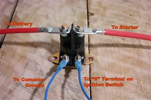 Tractor Wiring Theory