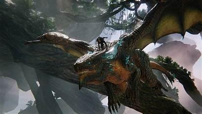 Dragon Scalebound Games Desktop Wallpapers Backgrounds Mobile