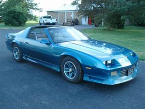 1991 Camaro Rs  5 0 305 V8  5 Speed Manual  T-tops  Performance Chassis Mods