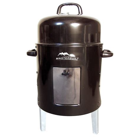 masterbuilt electric bullet smoker   home depot