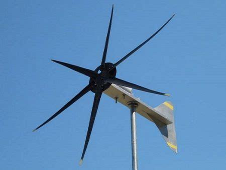 Как сделать ветряную электростанцию своими руками —