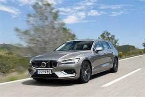 Fiche Technique Volvo V60 D4 2020