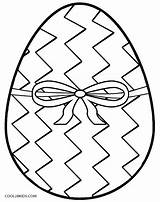 Coloring Easter Egg Pages Cool2bkids sketch template