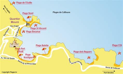 plage de loli collioure  pyrenees orientales