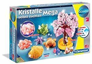 Spielzeug Für Mädchen : clementoni 69172 2 galileo kristalle selbst z chten ~ A.2002-acura-tl-radio.info Haus und Dekorationen