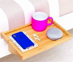 This, Bedside, Tray, Is, Perfect, For, Small, Spaces