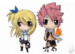 Fairy Tail Anime Lucy And Natsu Anime chibi fairy tail natsu  Chibi Fairy Tail Natsu