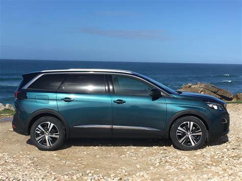 Peugeot 5008 (2017)  Les Premières Images De L'essai En