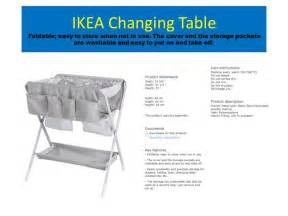 Baby Changing Dresser Ikea by Ikea Baby Changing Table Przewijaniabardzo Portable And