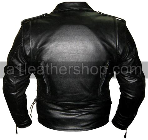 best leather motorcycle jacket mens classic top grade biker motorcycle leather jacket