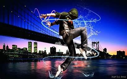 Dance Hip Hop Wallpapers Breakdance Dancer Cool