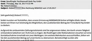 Offene Rechnung Giropay : dauerwarnung diese trojaner werden st ndig versendet ~ Themetempest.com Abrechnung