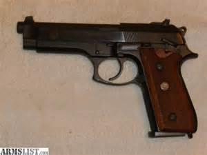 Taurus PT92 9Mm Pistol