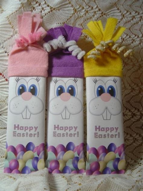 easter bunny character bar hershey bar wrapper easter