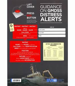 Prices Chart Imo I971e Guidance On Gmdss Distress Alerts Card 2013 Edition