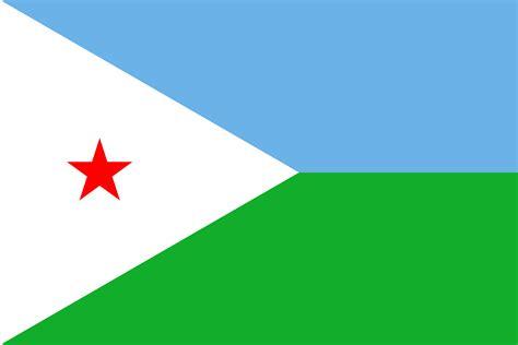 Djibouti Flag Hd Desktop Wallpaper, Instagram Photo