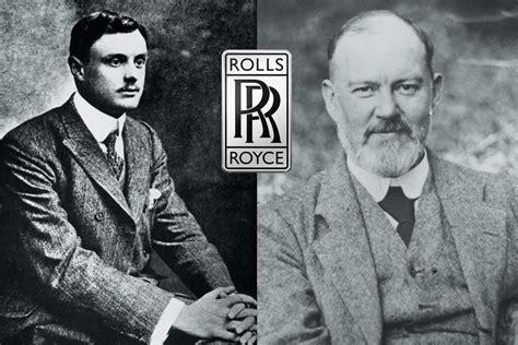 siege auto 7 ans lhistoire de la rencontre entre rolls et royce