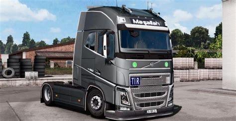 volvo euro truck simulator  mods etsdownloads